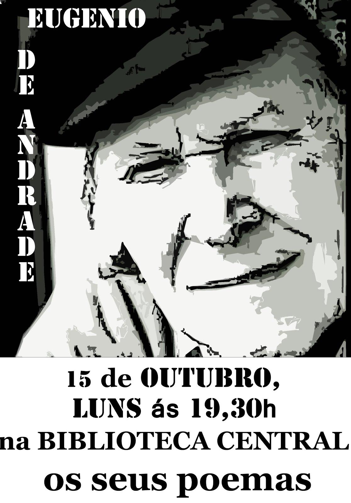 Eugenio de Andrade con nos