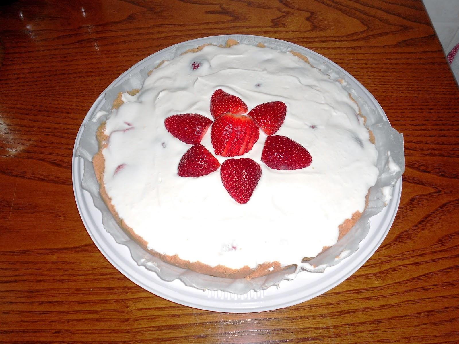 Fragolofee Pie