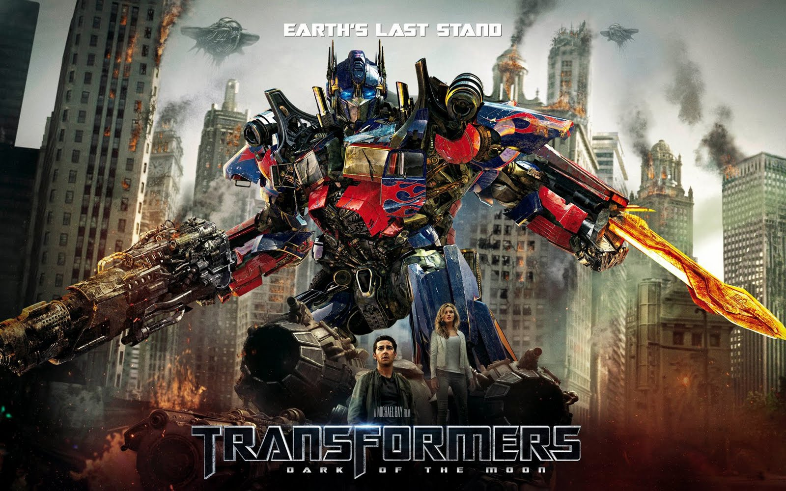 transformers 3 dark of the moon movie