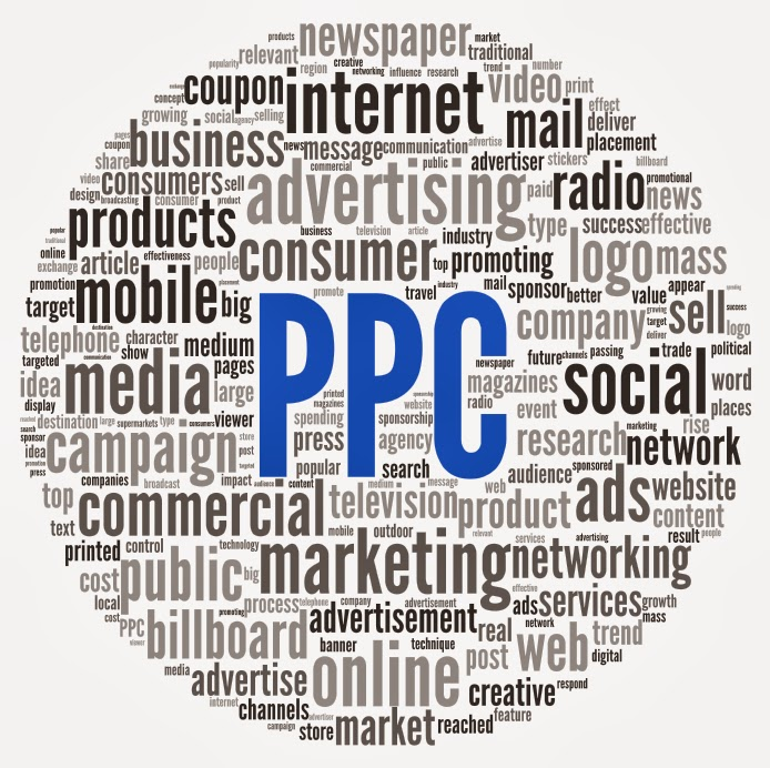 Pay Per Click paid advertising