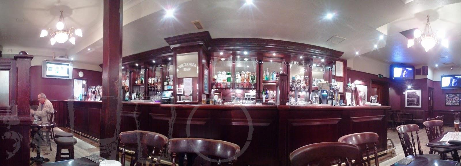 Victoria Bar, Glasgow, Partick