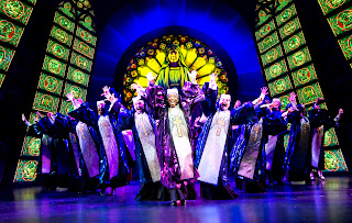 Sister Act When Staged in Manchester