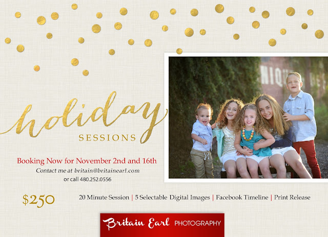 holiday mini sessions family portrait