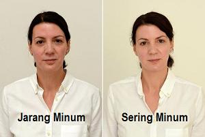 Cara ampuh menghilangkan kerutan pada mata dan wajah