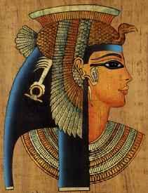 Historia del Body Piercing, Egipto,  http://distopiamod.blogspot.com.es