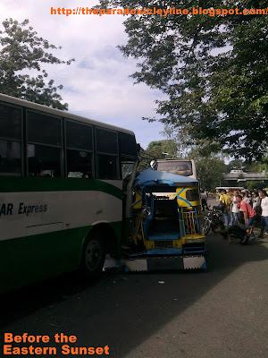 Lawton Park, Manila accident
