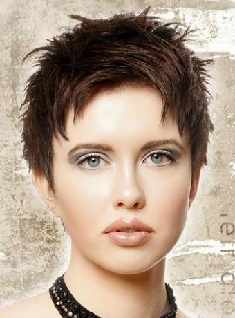 cortes de pelo corto pixie cabello fino