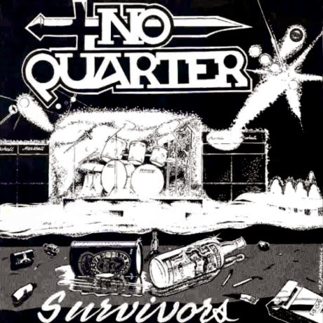 No Quarter (UK) - Survivors (1983)