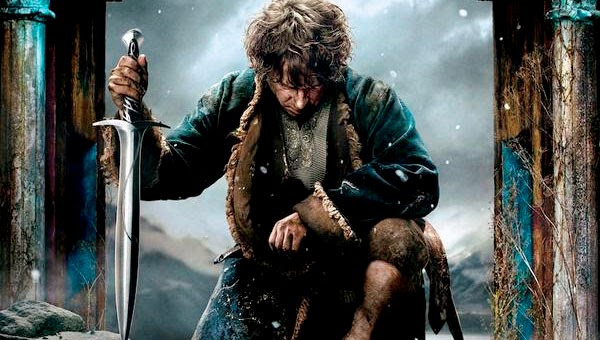 """Tráiler español de """"El Hobbit: La Batalla de los cinco ejércítos"""""""