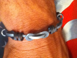 bicycle chain braclet