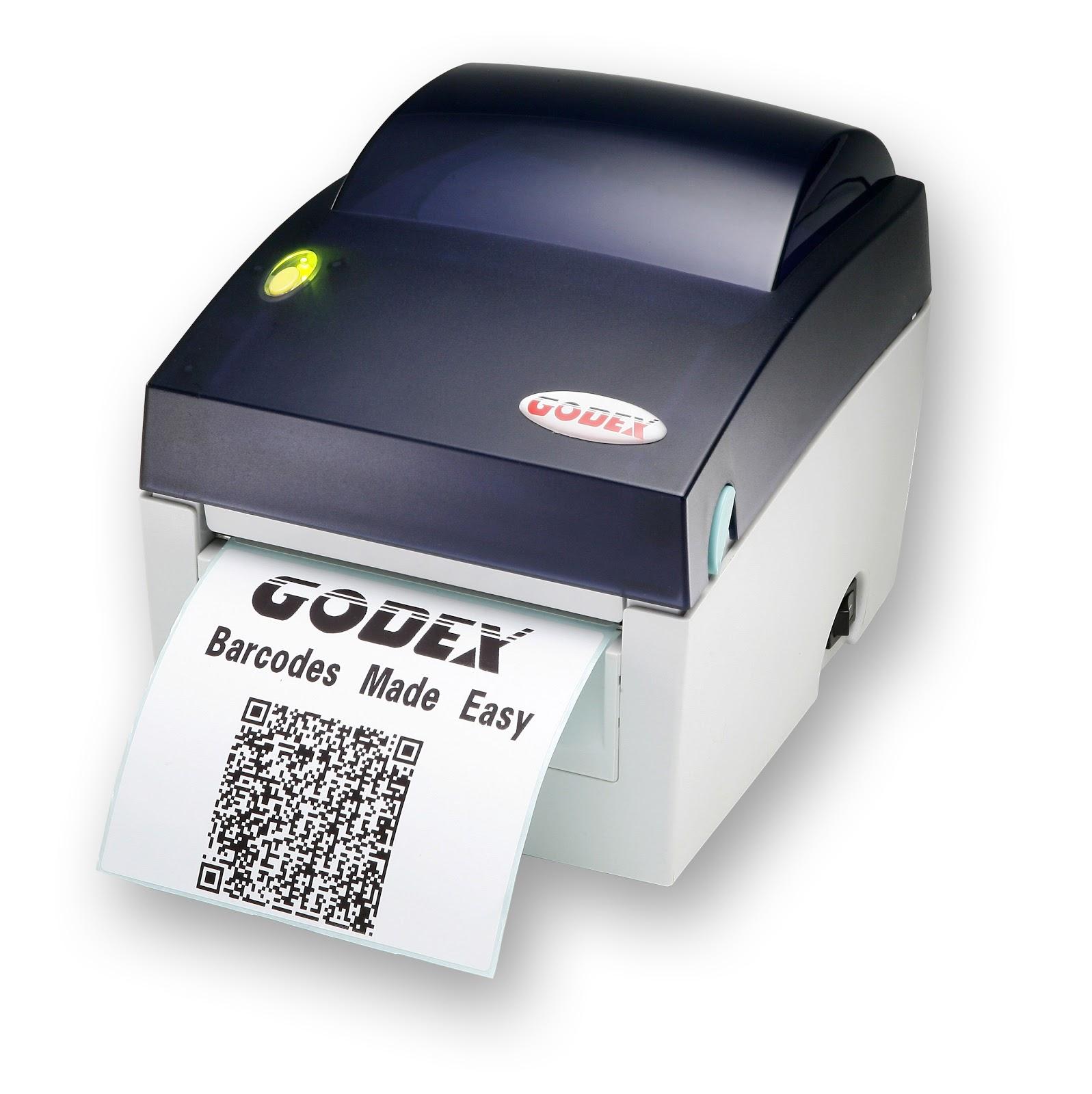 Tiskárna etiket