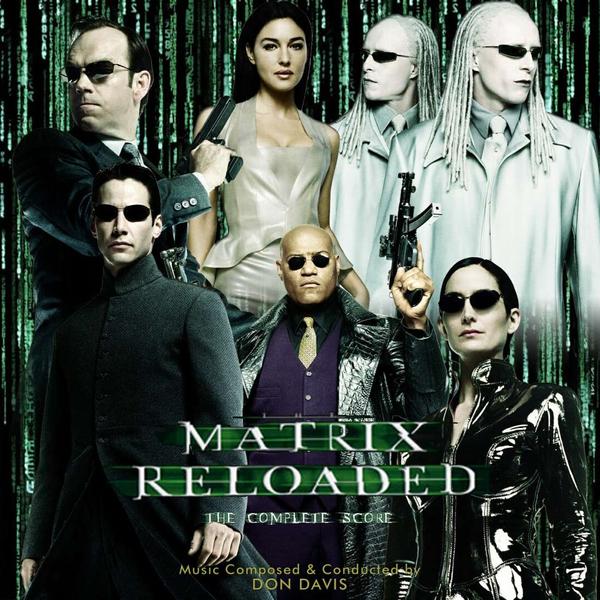 The Matrix Relo...