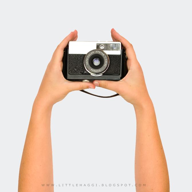 Camara agfa fotografia