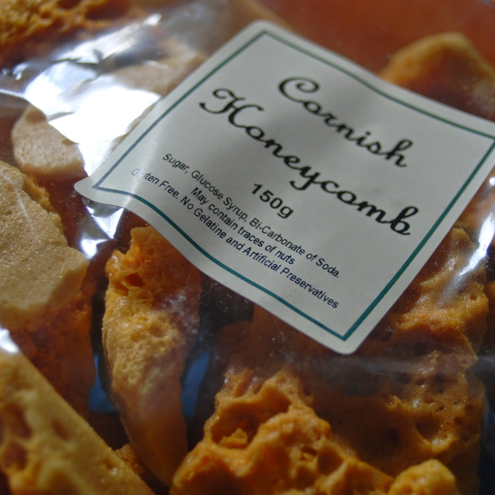 Cornish Honeycomb from 'Cornish Delights'