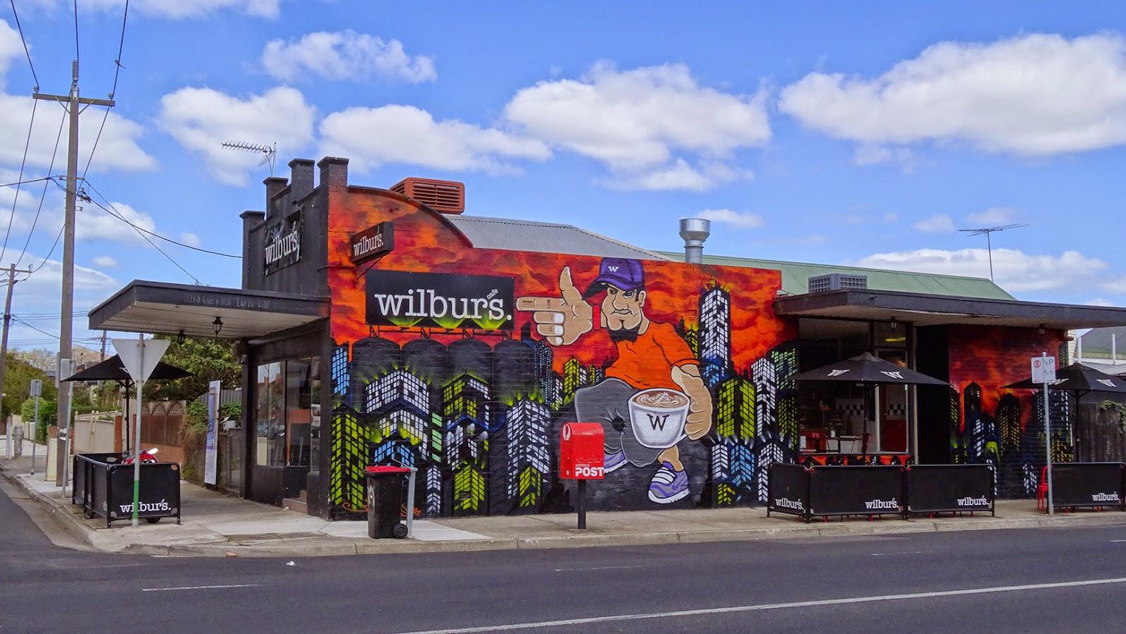Wilbur S Cafe Brunswick
