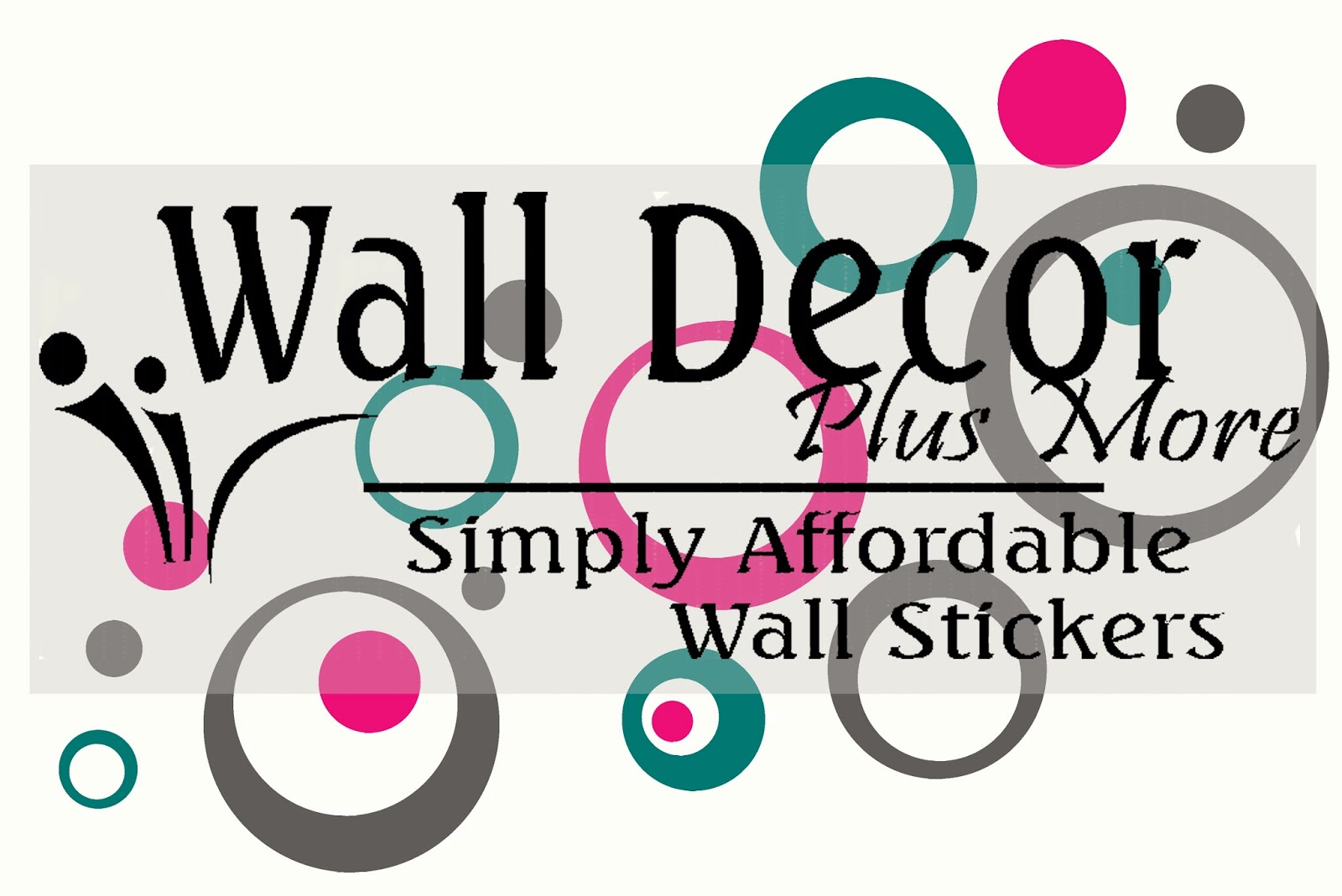Wall Decor Plus More : Decorating with wall vinyl decor plus more featured