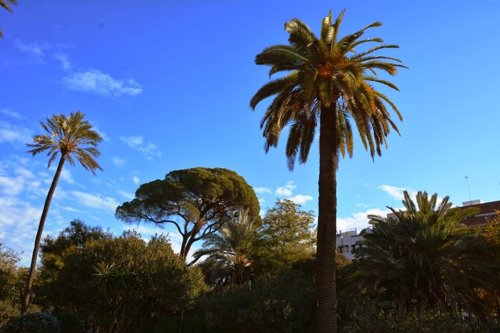 Murillo Garden Sevilla