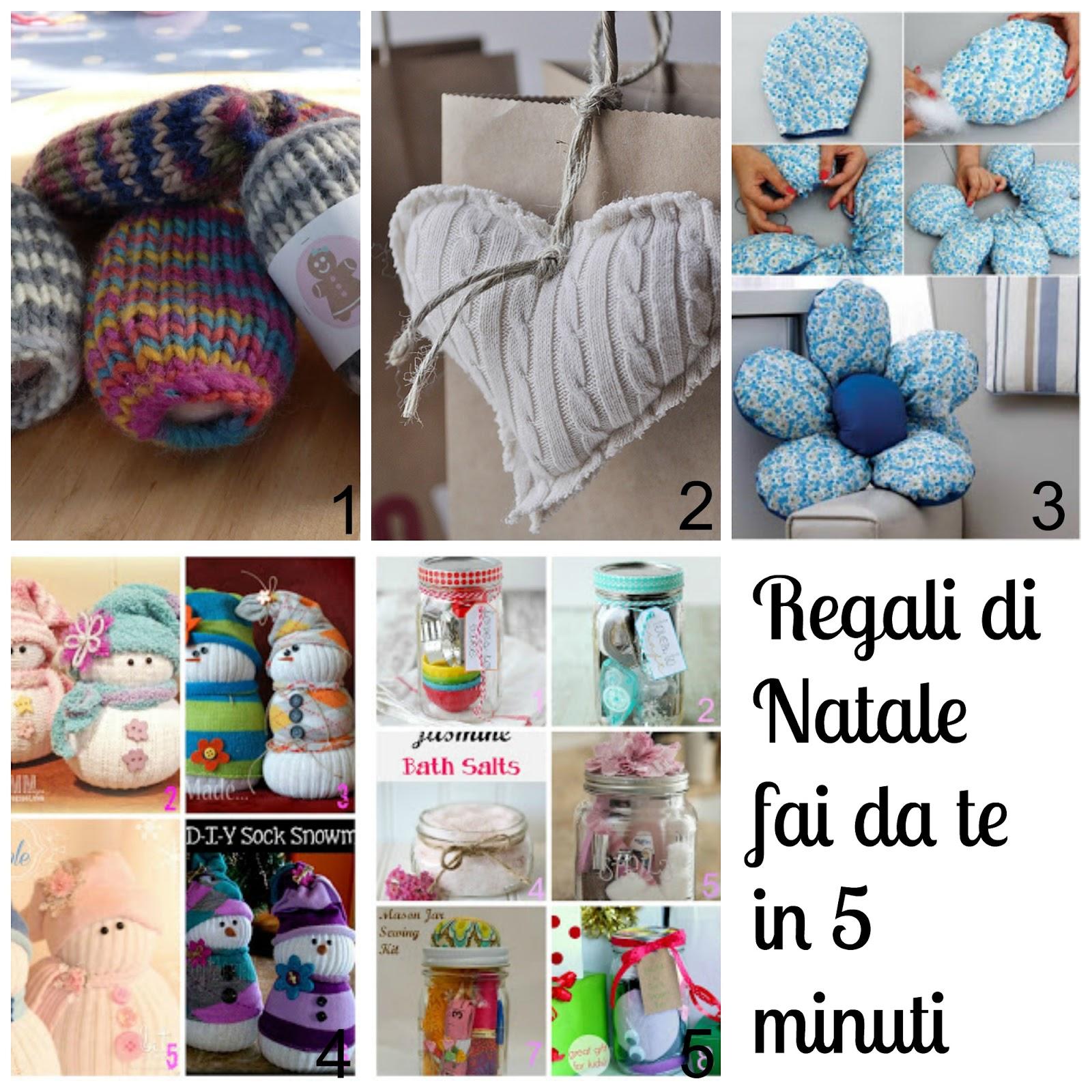 Regali di natale fai da te in 5 minuti donneinpink magazine - Pacchetti natalizi fai da te ...