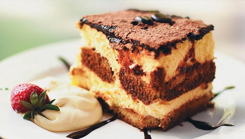 Рецепт торта тирамису классический