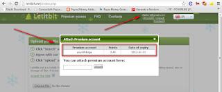 Letitbit premium Keys