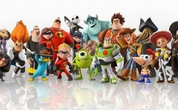Personajes de Pixar