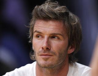 Celebrity Hairstyle David Beckham Academy - David beckham hairstyle la galaxy