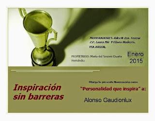 PREMIOS RECIBIDOS >>>