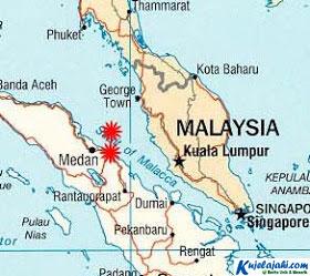 Misteri Mayat-Mayat Kaku Ourang Medan - Kujelajahi.com