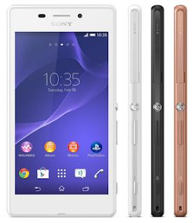kelebihan kekurangan Sony Xperia M2 Aqua D2403