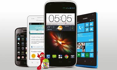 Cara Hard Reset Handphone Smartfren Andromax Series