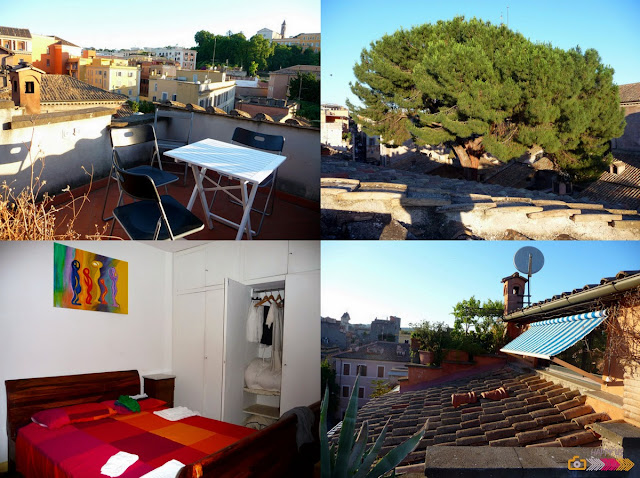 Appartement à Rome - site Dormir à Rome