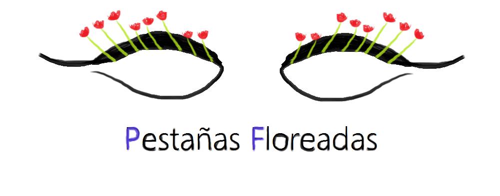 .Pestañas Floreadas