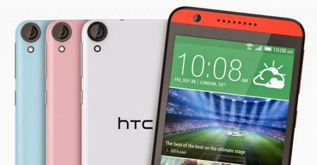 HTC sắp ra mắt phablet Desire 820