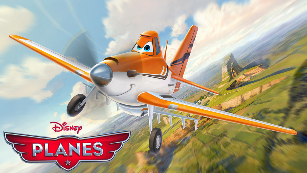 Check Out The Trailer For Pixar's Latest: Planes
