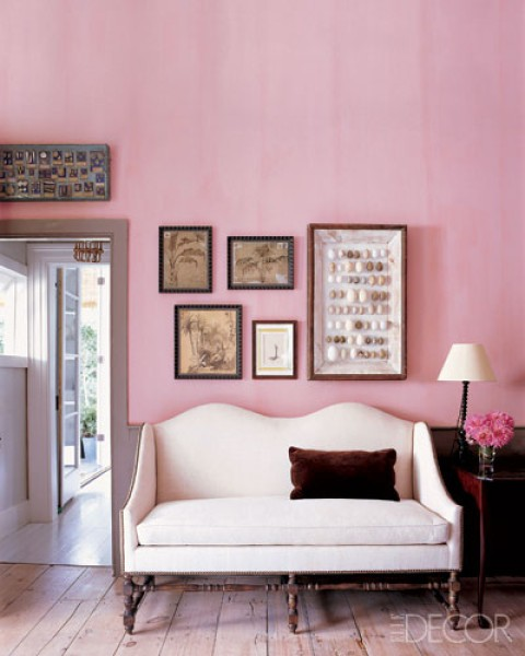 Design by Kelsey: interiors: pretty in pink