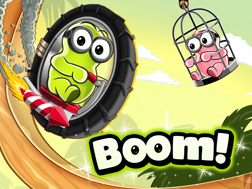 IOS Game Hack And Tools: [Hack] Boom! v1.2