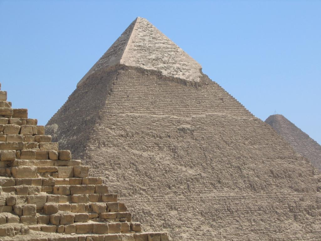 The Revelation of the Pyramids - Crucial Information