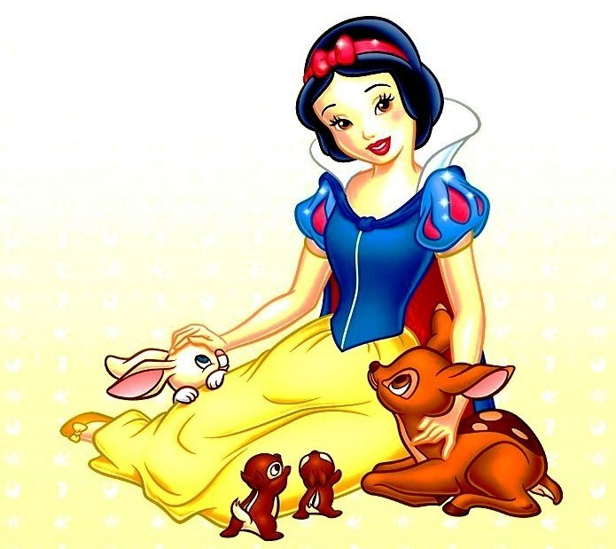 Snow White (Cartoon picture 3)