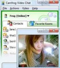 Free Camfrog 6.0 mobile Video Chat Apps