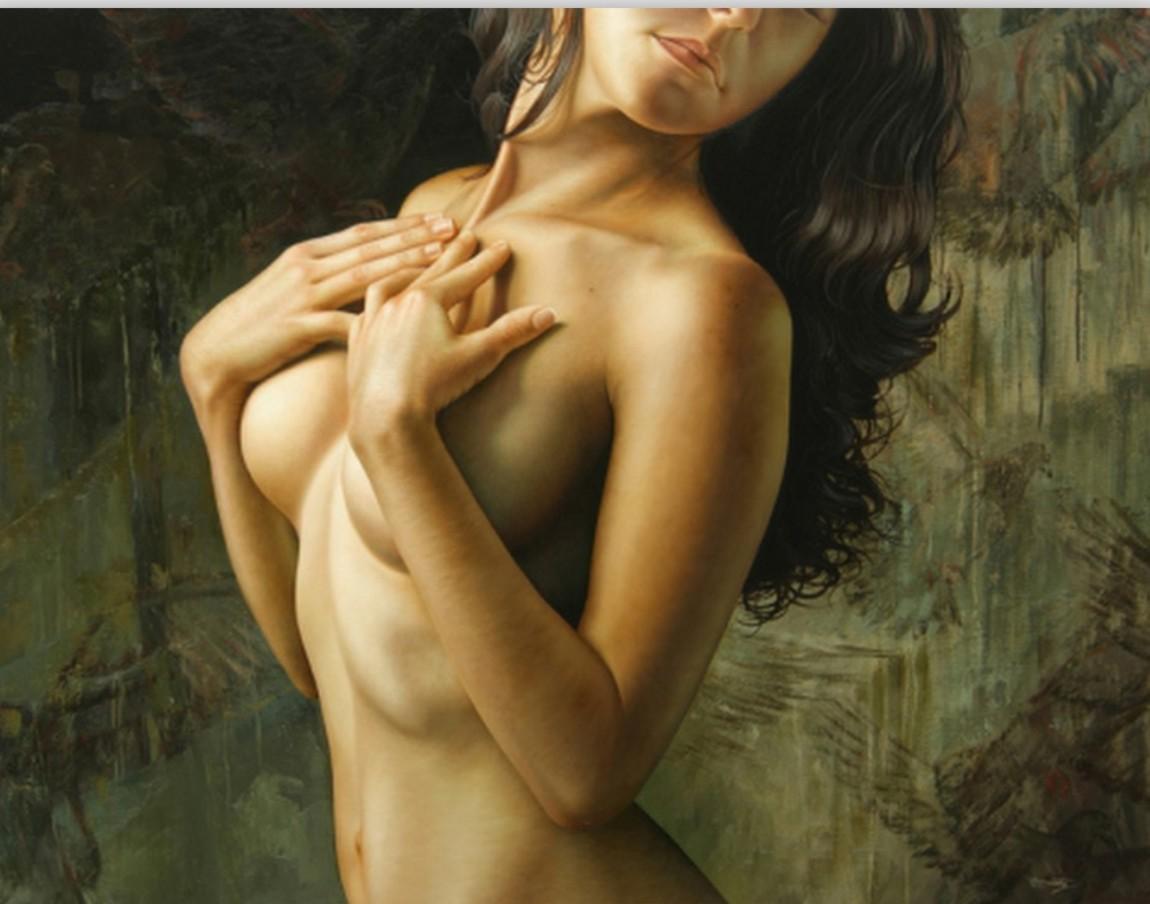 Mujeres en arte desnudo