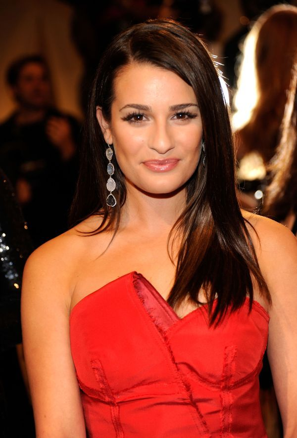 Lea Michele Hairstyles 17