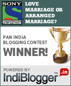 Rahul won Indiblogger Contest