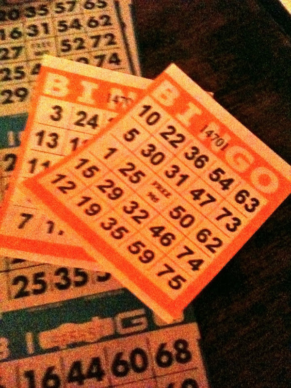 Legendary Bingo