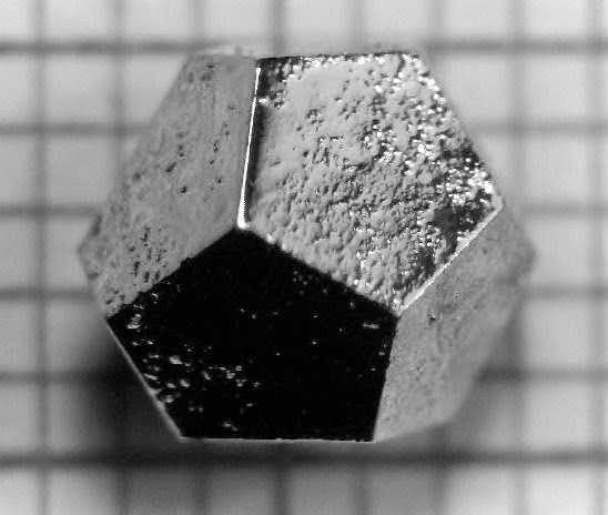 Second Mysterious Quasicrystal Found In 4.5-billion-year-old Meteorite