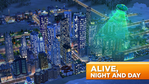 SimCity BuildIt latest APK