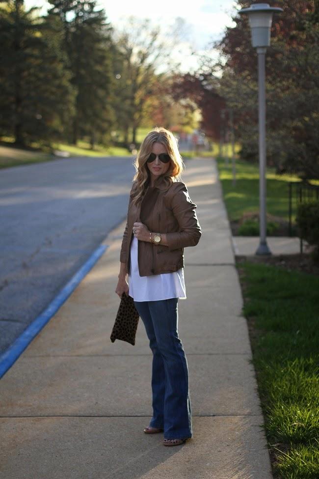 goldsign flare jeans