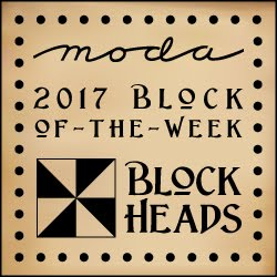 Moda Block Heads