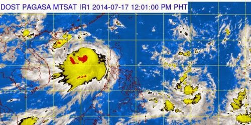 After Bagyong Glenda, new Potential Cyclone to Enter Philippines