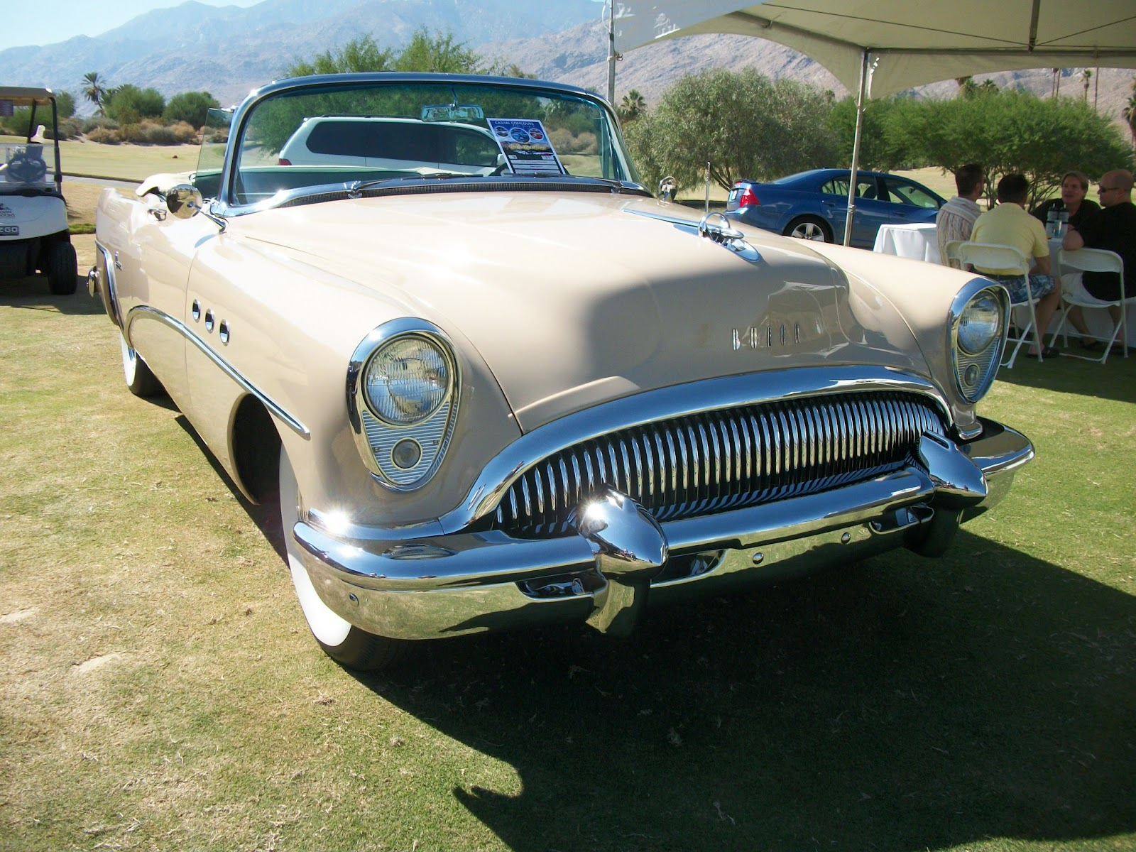 Reynolds Buick Gmc Blog Feature Car 54 Super Out Of The 1955 Electra 225 Convertible Stream Commerce This Beautiful 1954