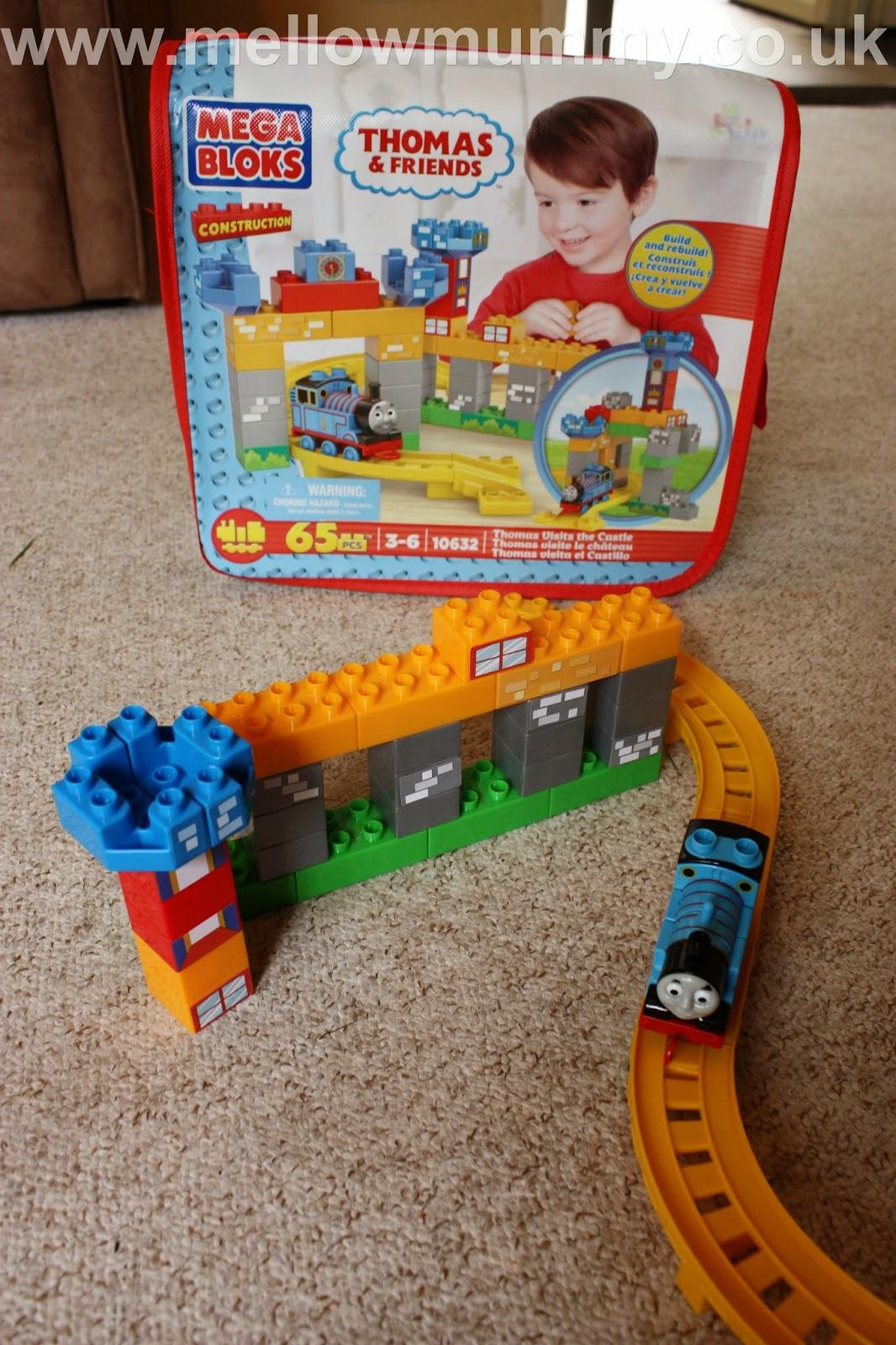 mega bloks castle playhouse instructions